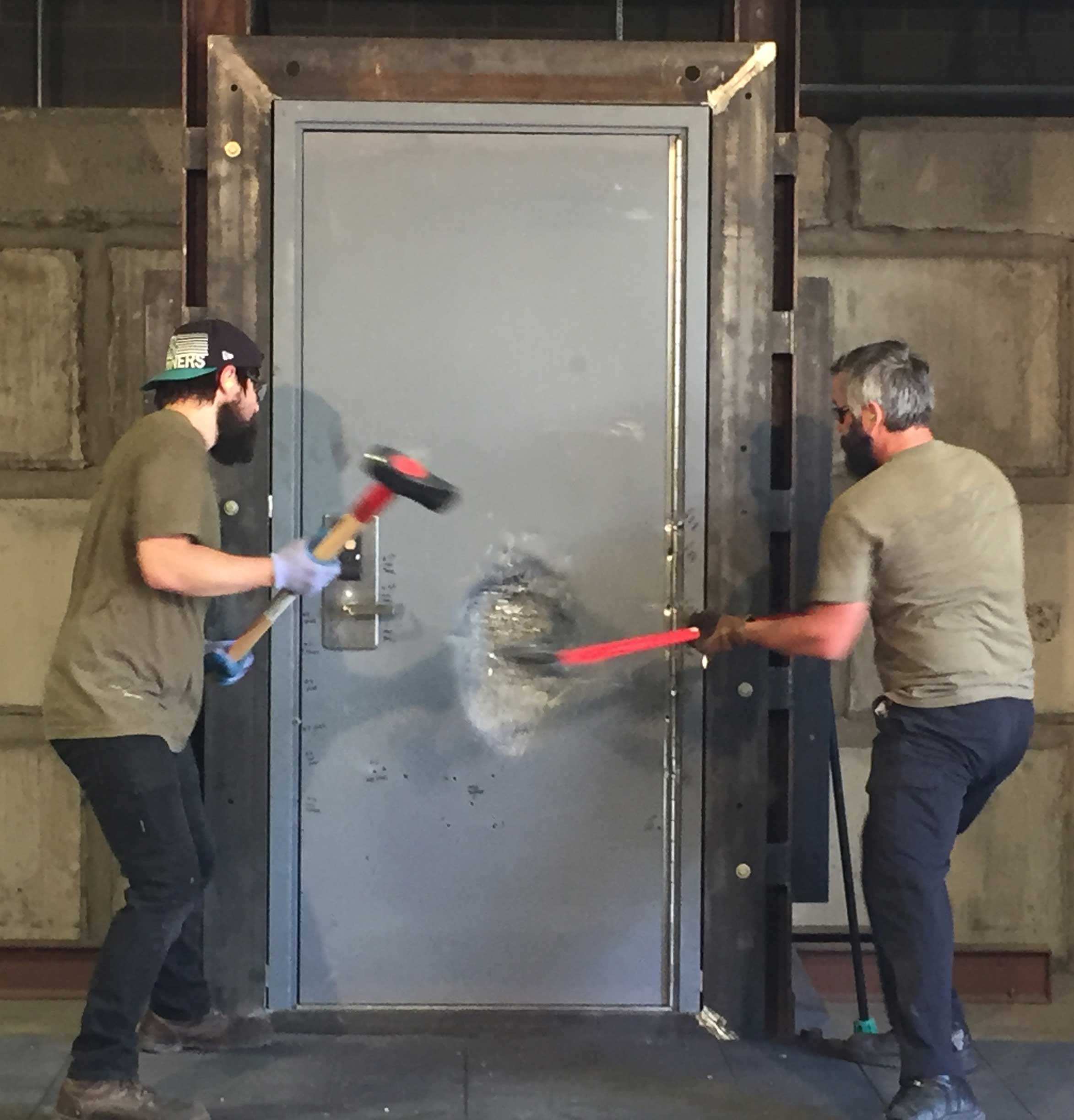 Ceco Door Forced Entry Bullet Resistant Doors And Frames