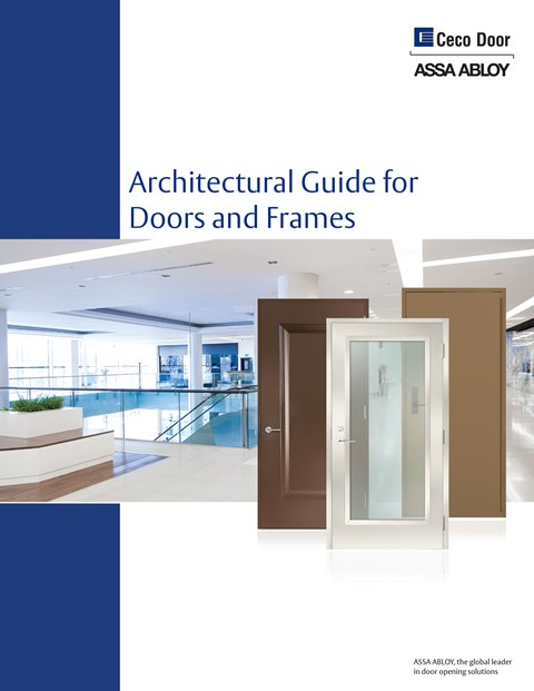 Ceco Architectural Guide for Doors and Frames  sc 1 st  Ceco Door & Steel u0026 Hollow Metal Doors Frames - Ceco Door